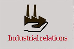 industrial relations employee relations Industrial relations refers to processes and outcomes involving employment relationships frequently the term is used in a narrower sense, for employment relationships involving collective representation of employees in the form of a labor union or employee association.
