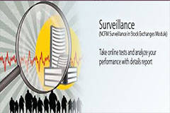 SURVEILLANCE IN STOCK EXCHANGES